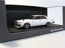 IGNITION MODEL 1/43 Nissan Skyline 2000 GT-EL(C211) White #IG0323