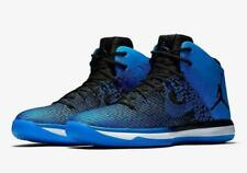 NIB NIKE Mens 9 AIR JORDAN XXXI 31 GAME ROYAL BLUE BLACK WHITE 845037 007 SHOES