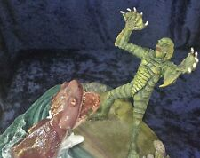 Creature Black Lagoon meets Koolasuchus 1/8 scale resin Customized