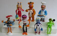 LOOSE SET 7 Jack in the Box 2003 MUPPETS TAKE HOLLYWOOD Toys Beaker SWEDISH CHEF