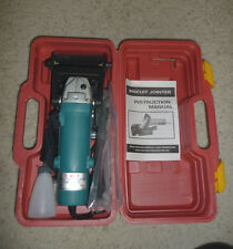 CMT Biscuit Jointer 100 mm 700W Kit  w/ Hard Case Model : S1M-100