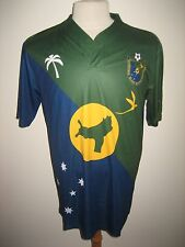 Christmas Island Australia football shirt soccer jersey trikot maillot size L