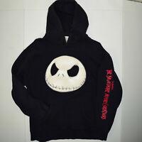 Vintage Tim Burton Nightmare Before Christmas Jack Sweatshirt T-Shirt Sz M