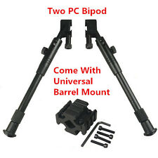 "9""-12"" Bipod Two PC Rail Bipod with Universal Mount for Mosin Nagant and SKS"