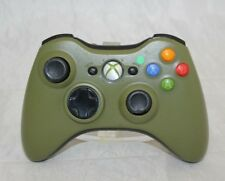 Xbox 360 OEM Green Wireless Controller Tested and Working