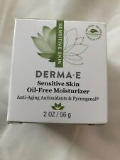 derma e Sensitive Skin Oil-free Moisturizer