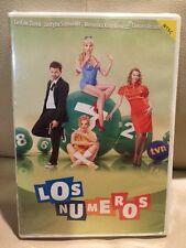 Los Numeros (DVD) 2010 Leslaw Zurek, Tamara Arciuch  POLISH NTSC