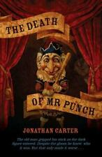 DEATH OF MR PUNCH - NEW PAPERBACK BOOK