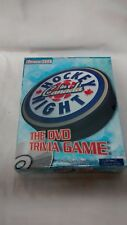 Hockey Night In Canada The DVD Trivia Game Game NEW & SEALED