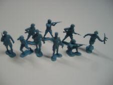 MARX BATTLEGROUND EUROPE FRENCH 54MM GENUINE SOLDIERS 9 LOT #03