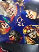 ILL - WE ARE ILL   VINYL LP NEW  Sealed Blue Vinyl Electronic Rock Indie