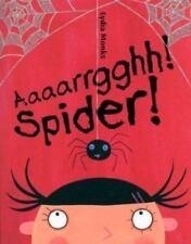 Aaaarrgghh! Spider!-ExLibrary