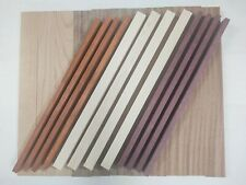 Exotic Hardwood Lumber Walnut, Purple Heart and more for cutting boards, trivets