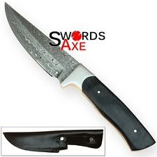 Geronimo Tactical Heavy Duty Forged Damascus Knife Spec-Ops by Rebel Wolf