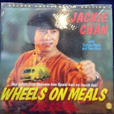 Wheels on Meals (1984) [TSVM56346] Laserdisc NEW LD