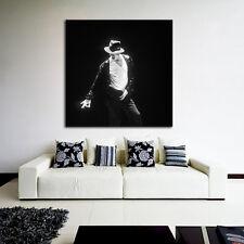 Poster Mural Michael Jackson Pop Musician 40x40 inch (100x100 cm) Adhesive Vinyl