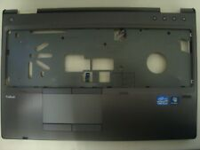 HP probook 6560B top cover with touchpad & fingerprint reader 641205-001
