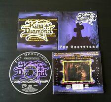 KING DIAMOND - THE GRAVEYARD -  CD 1996 - 1ST U.S. PRESS!! - Mercyful Fate Ghost