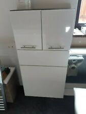 Shades 600mm Toilet Unit with Cupboard