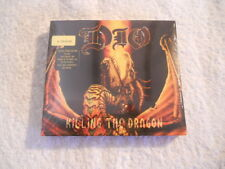 "Dio ""Killing the Dragon"" Limited cd Tour Ed. Numbered 2002 4 Bonus Tracks New Se"