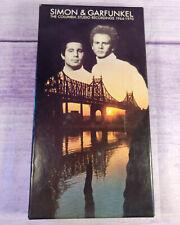 The Columbia Studio Recordings 1964-1970 Boxed Set Simon & Garfunkel 4 CDs 2001