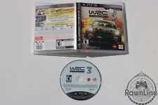 WRC 3: FIA World Rally Championship (Sony PlayStation 3, 2013)