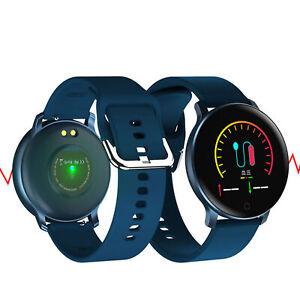 Women Men Waterproof HD Smart Watch Fitness Bracelet For iPhone Android Samsung