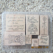 Stampin' Up Pretty Princess