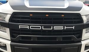 2015-2019 Roush Ford F-150 Grill Letters UV COAT Ass, Colors 15 16 17 2018 2019