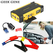 82800mAh Car Jump Starter Emergency Booster Buster Diesel Petrol Starting Device