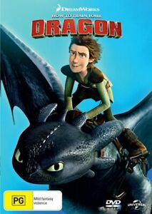 How To Train Your Dragon Fully Loaded DVD