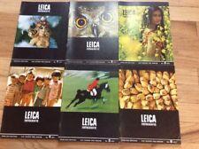 Leica Fotografie International Year 1973, All Six Issues