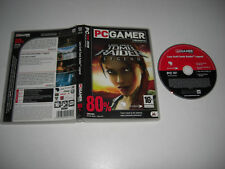 Tomb Raider Legend PC DVD ROM PCG-TR Lara Croft-Rapide Post