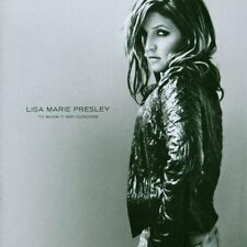 To Whom It May Concern  Lisa Marie Presley CD New Sealed