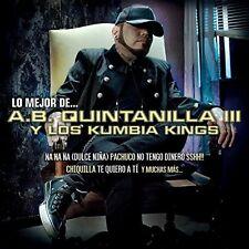 Ab Quintanilla & Kumbia Kings - Lo Mejor De... [New CD]