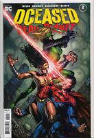 DCEASED: DEAD PLANET #2 (1ST PRINT) COMIC BOOK ~ DC Comics