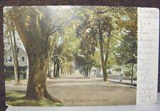 1908 Postcard Thorndike Street Beverly Massachusetts Unposted
