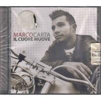 Marco Carta CD  Il Cuore Muove / Atlantic 5051865992523 Sigillato