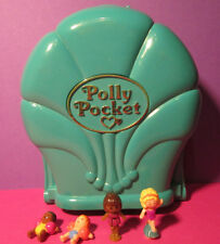Polly Pocket Mini ♥ Splash 'n Slide Water Park ♥1995 ♥ 100% Komplett ♥