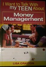 I Want to Talk with My Teen about Money Management by Lisa Crayton (2006)
