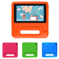 Kids Shockproof Handle Foam EVA Case Cover For Amazon Kindle Fire 7 HD 8 6th 7th