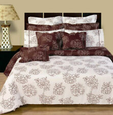 Luxury 11 Piece Cloverdale Bed In A Bag Duvet Covers + Sheet Set