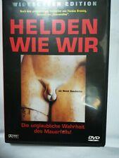 DVD / Helden wie wir, die unglaubliche Wahrheit des Mauerfalls, Daniel Borgwardt