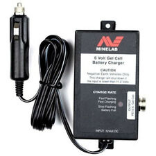 Minelab 12V Car Charger for Gp Series and Sd Series Metal Detector 3011-0218