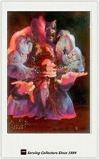 1994 DC Comics Double Foil Trading Card DS5 Lobo