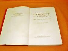 manoscritti autobiografici di suor teresa di gesù bambino storia di un'anima1972
