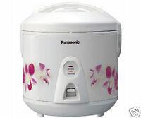 ***NEW*** PANASONIC SR-TEJ10 1 Litre 5 Cup Electric Rice Cooker 220V