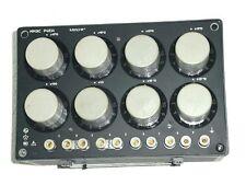 0-1000 kOhm 1 MOhm 1000000 ohm decade resistance box standard resistor P4834