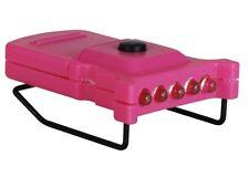 New Cyclops Micro Hat Clip Light Pink 10 Lumens w/ White LED's Model# CYC-MHCPNK