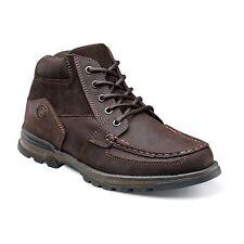 Men's Boy's Nunn Bush Pershing Moc-Toe Boot Size 7.5 M NIB